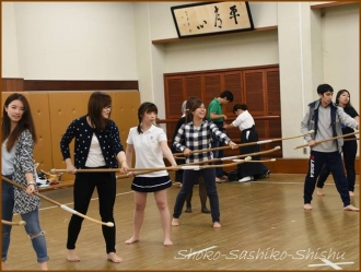 20150429  練習 2 薙刀