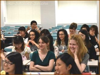 20150611 学生 4  民謡