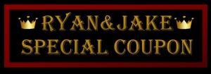 ryanjake special coupon