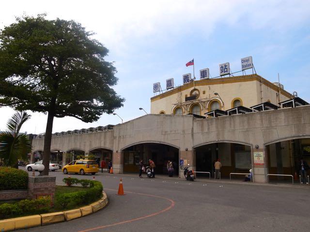 嘉義駅 1