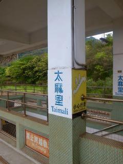 台南ー台東 駅・車窓 - 1 (9)