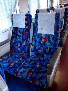 莒光号座席 - 1