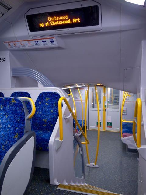 シドニー 電車 - 1 (2)