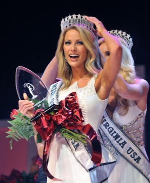 Miss Virginia Usa Shannon Mcanally