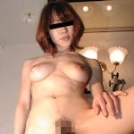 巨乳な日本美女の流出ヌード画像