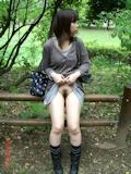 日本女性 露出ヌード画像 4