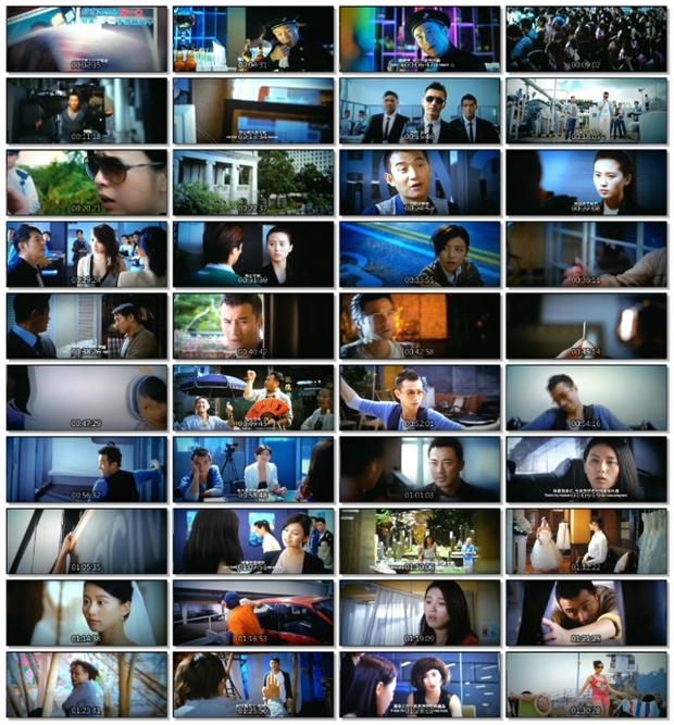 ドラゴン・コップス -微笑捜査線- (2013)
