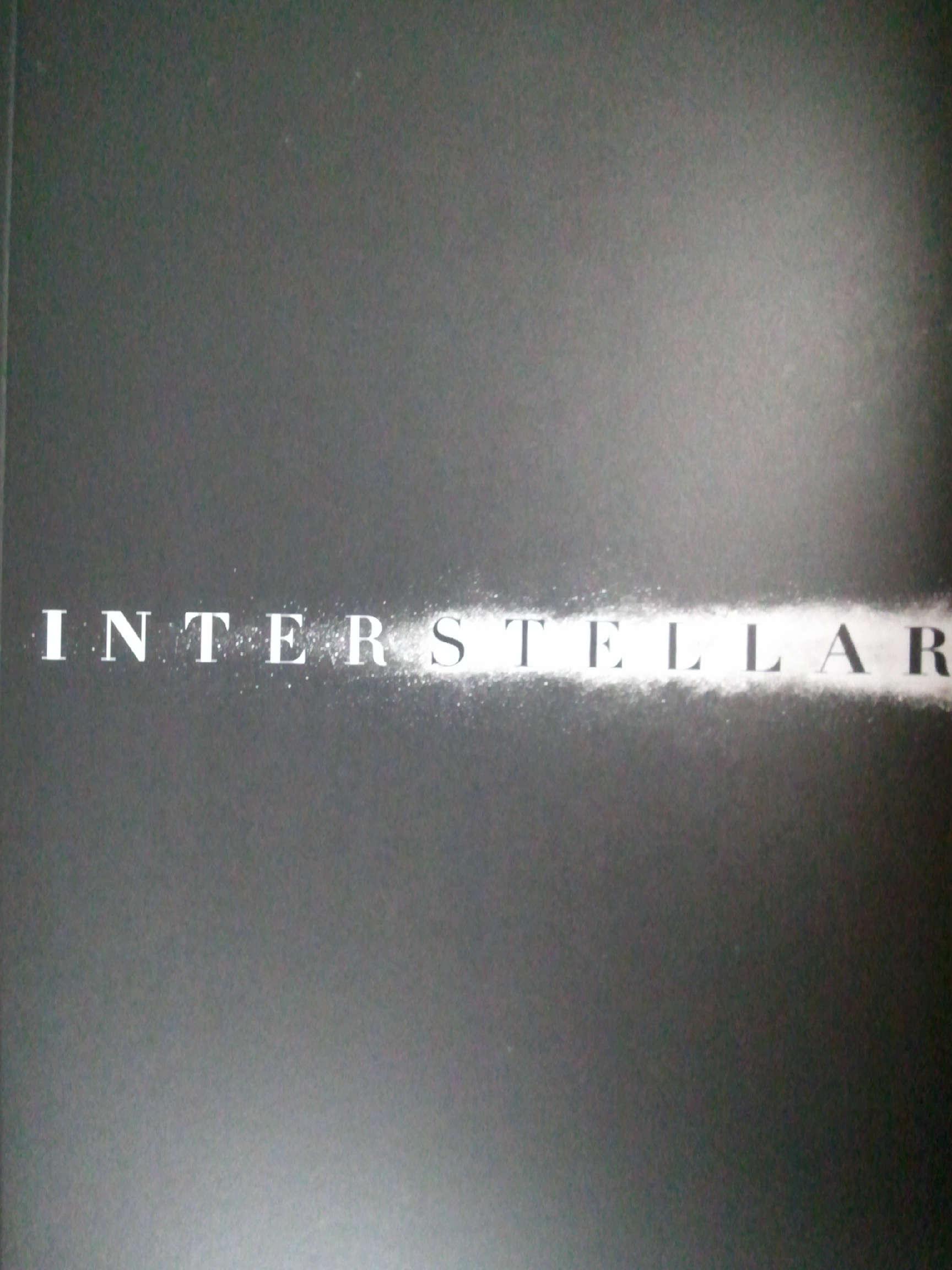 インターステラーパンフ