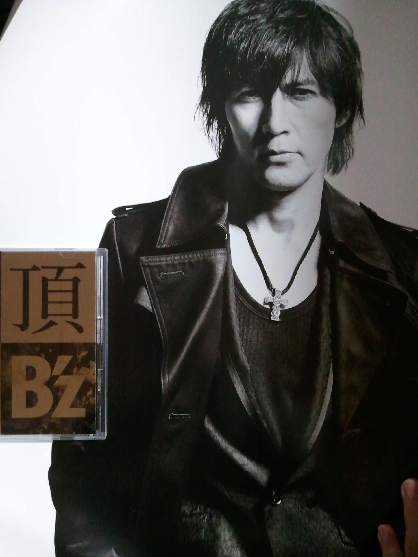 B'z 有頂天 初回限定版稲葉