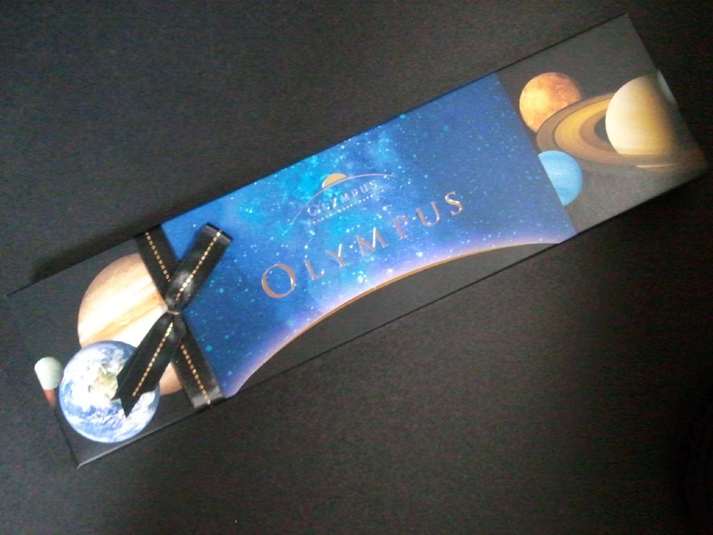 FOUCHER OLYMPUS 惑星チョコ 1