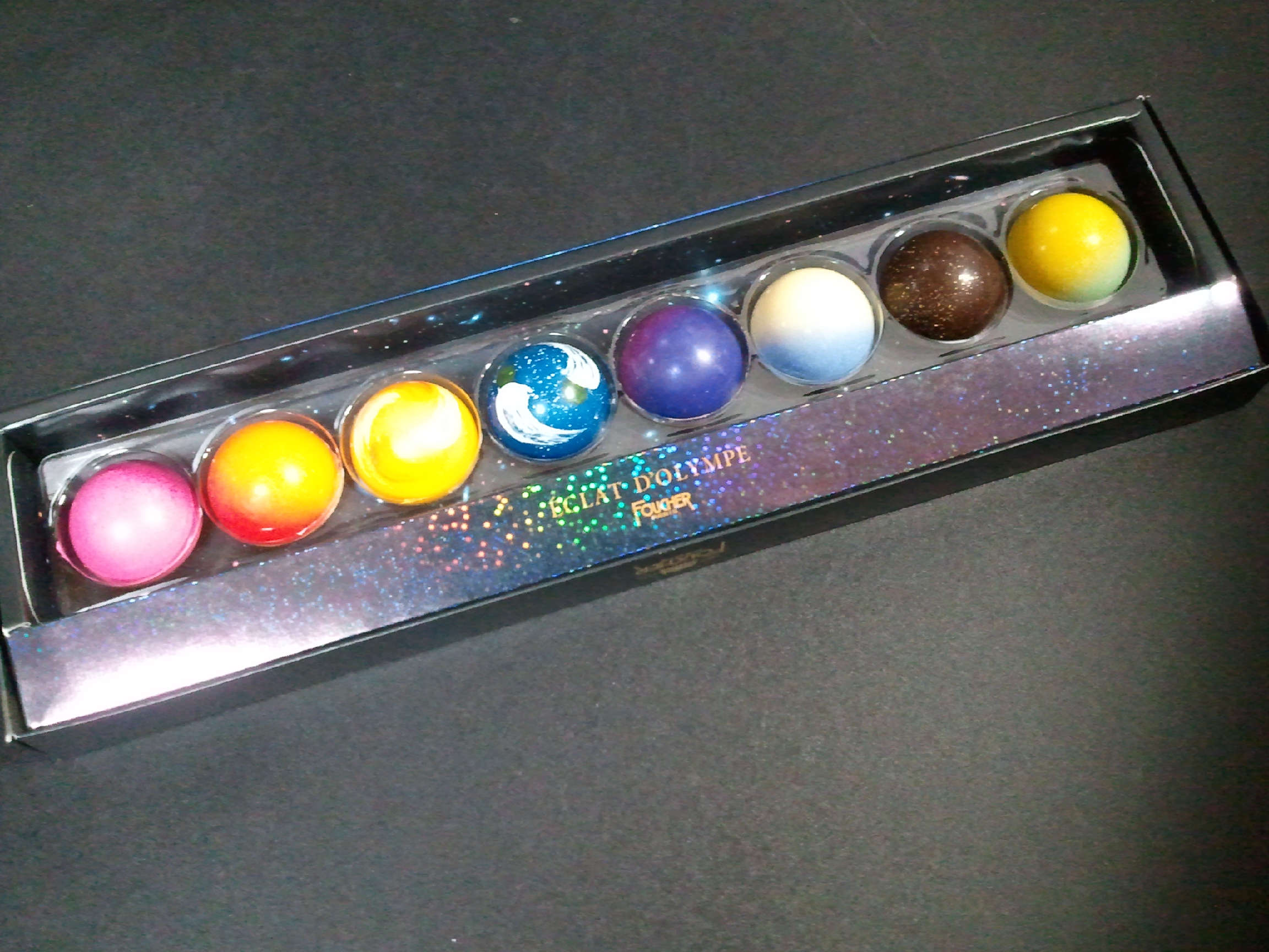 FOUCHER OLYMPUS 惑星チョコ 2