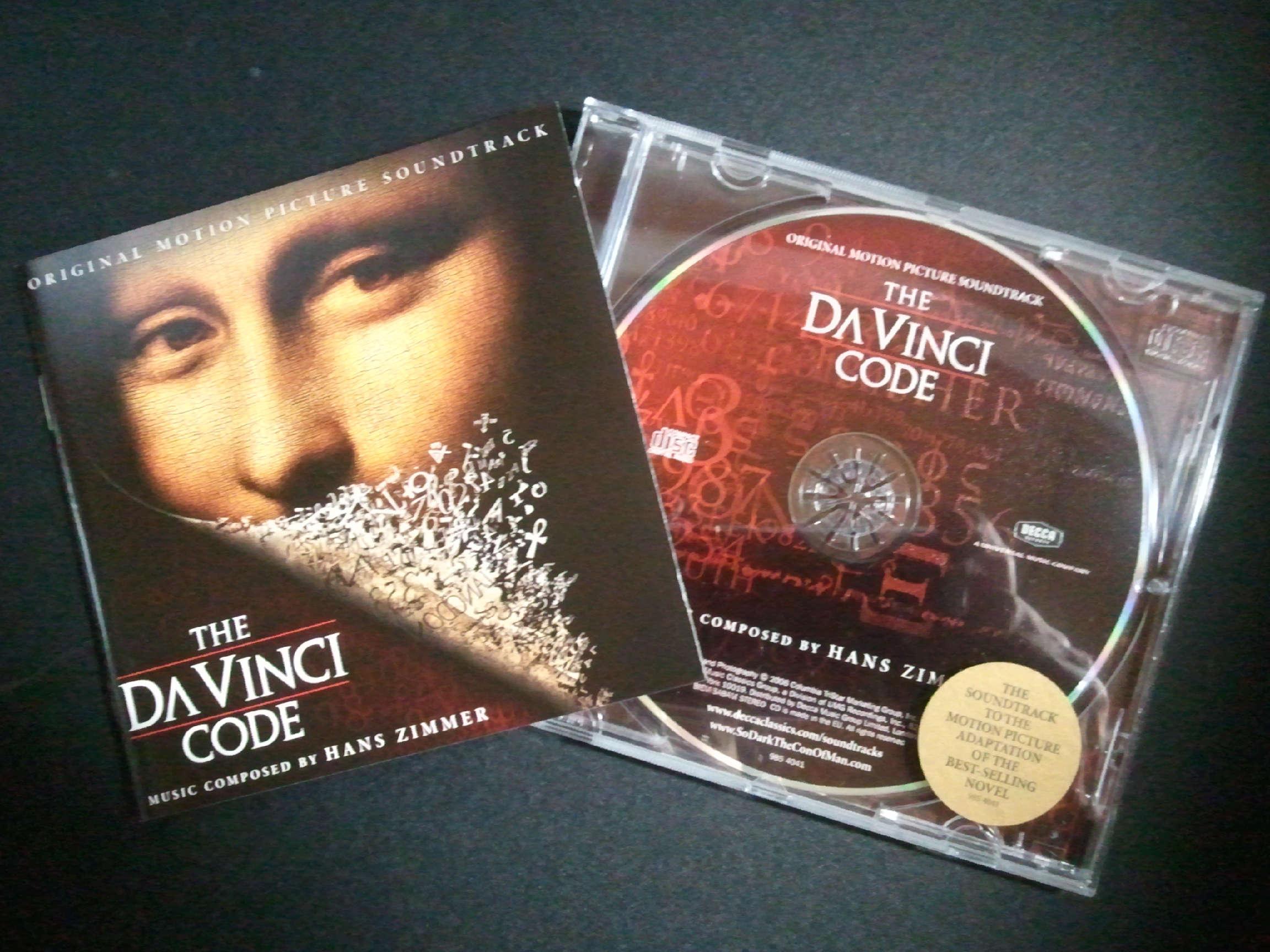 Hans Zimmer The Da Vinci Code