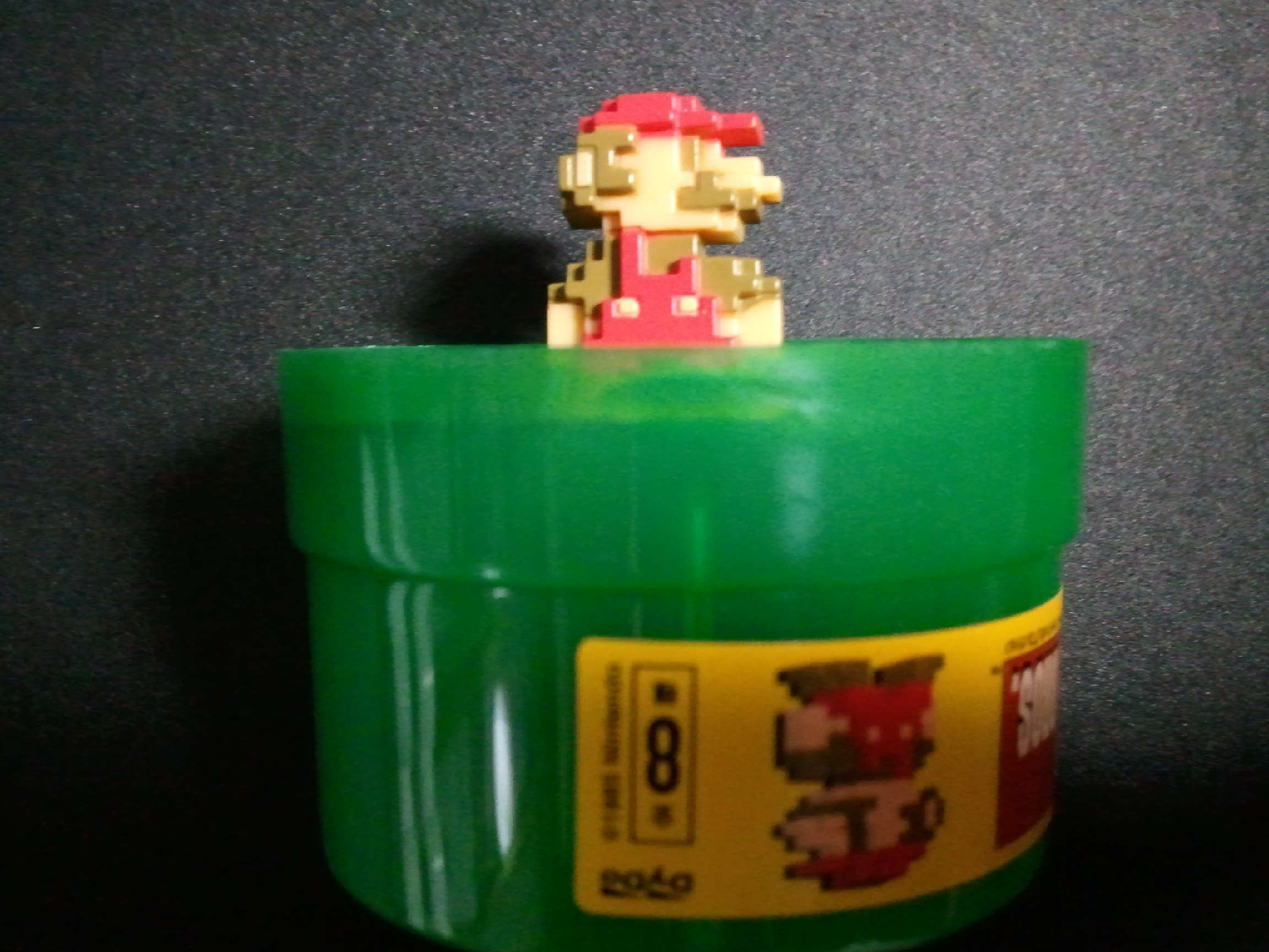 DyDo缶コーヒー × スーパーマリオブラザーズ マリオ