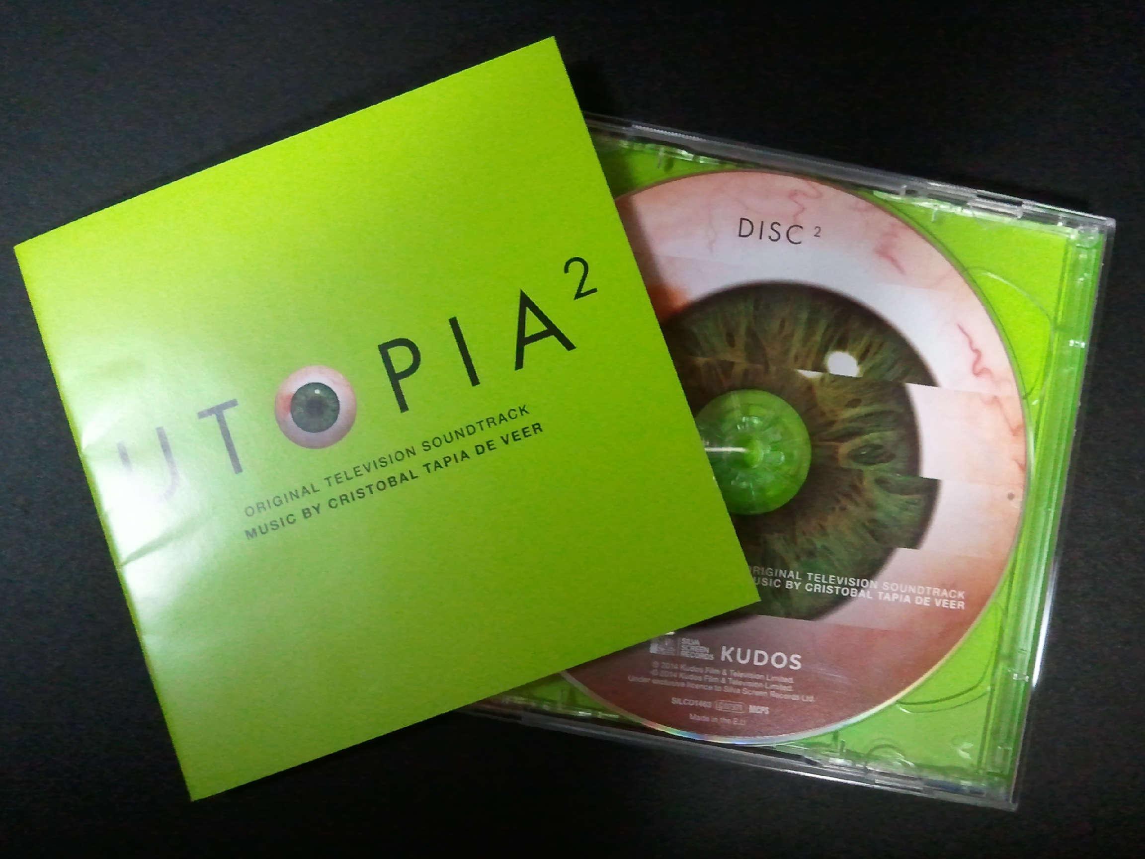 UTOPIA2 Soundtrack