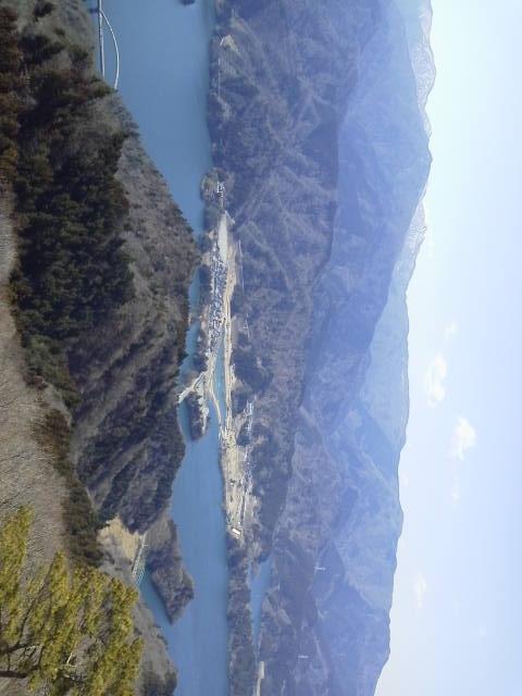 高取山山頂景色