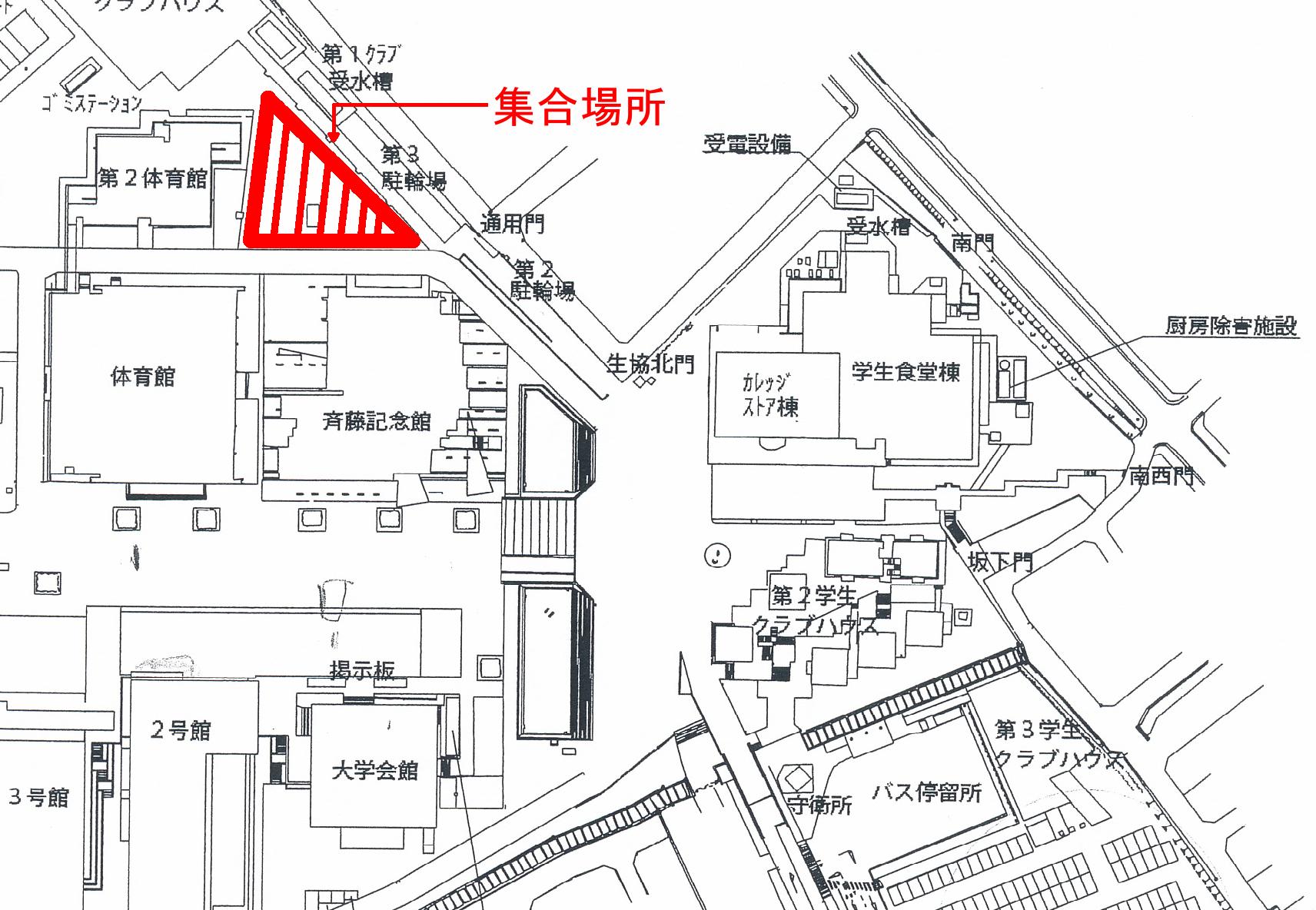 2015大宮祭 列形成場所