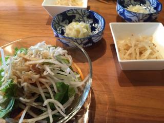 サラダ・漬物・小鉢