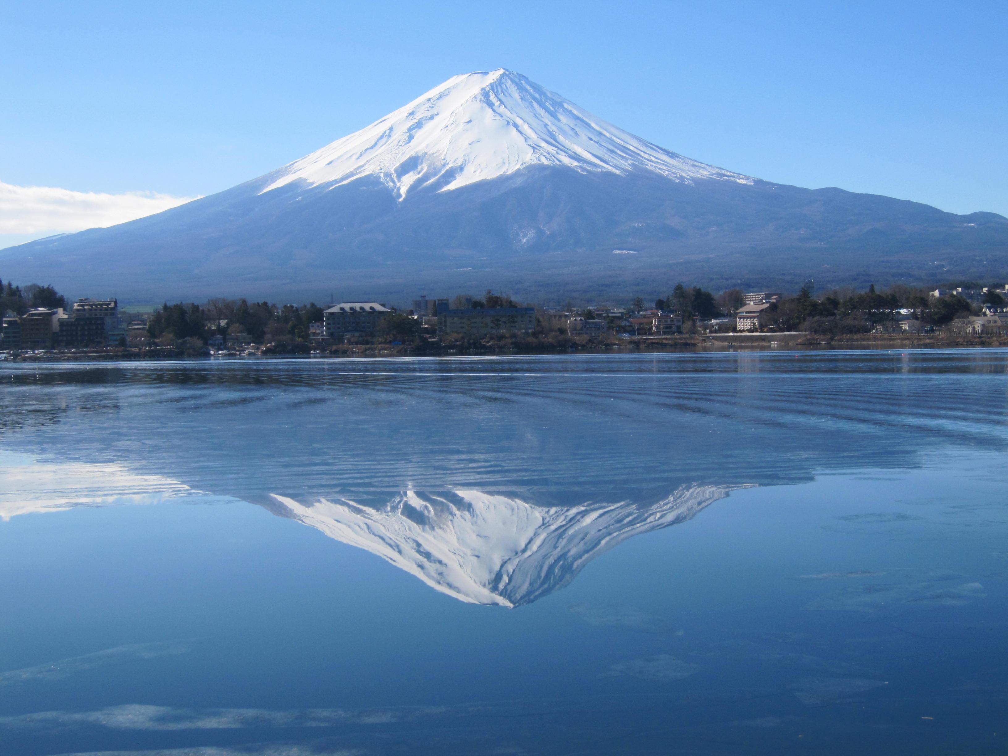 静岡県/なるほど!?富士山