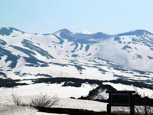 s-山の雪、融けるの早いな~