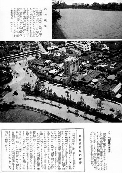 下谷區(その2)1933jul