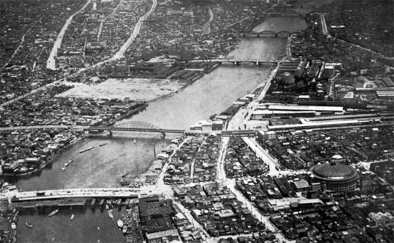 橋梁美を鳥瞰する1933jul