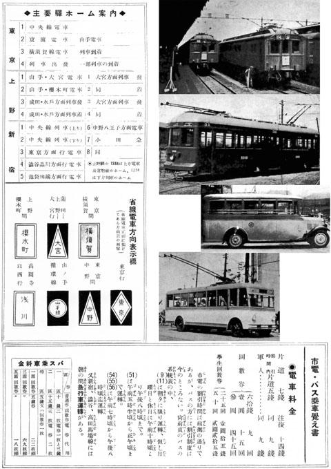 大東京の交通
