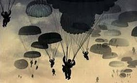 落下傘部隊