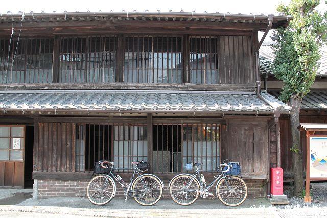 日坂宿 2
