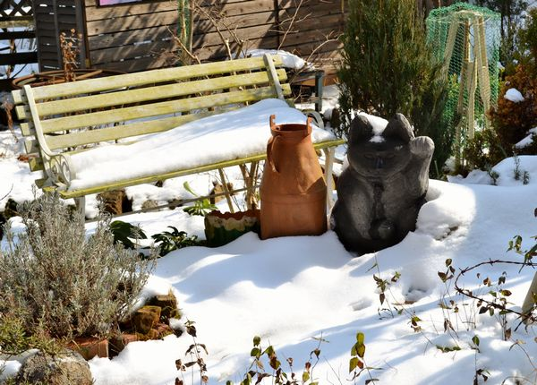 1,3雪の庭ー2