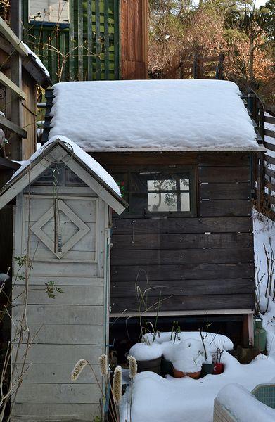 1,3雪の庭ー9