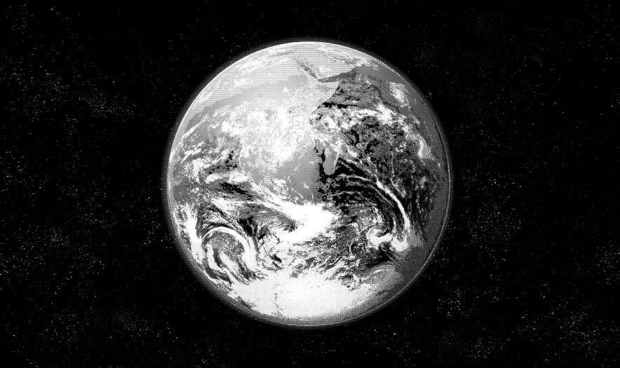 地球テスト4