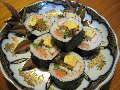 IMG_8746節分巻き寿司