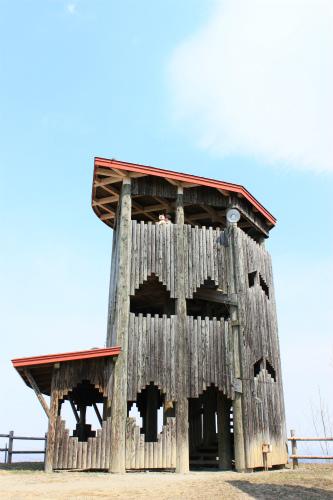 新嵐山展望台