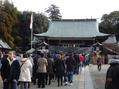 P10311661月3日件軍神社