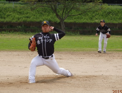 P4122335Big連チャンず上田投手