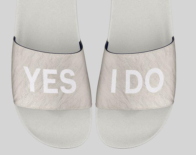 新婚のプレゼントや結婚式、ハネムーンにも使えるかもしれないオリジナルmi addidas