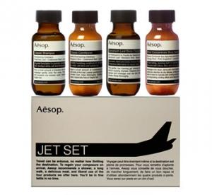 海外旅行の持ち物やハネムーンのプレゼントとして人気のイソップAesopjetsetジェットセット