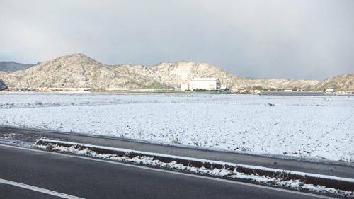 DSCF雪景色