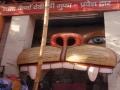 ①ハヌマン寺院
