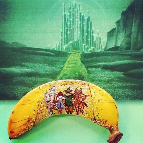 バナナアート02