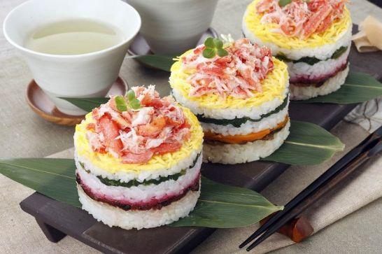 寿司ケーキ03