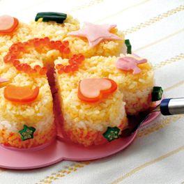 寿司ケーキ07