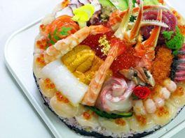 寿司ケーキ09