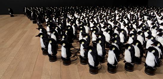 ペンギンアート