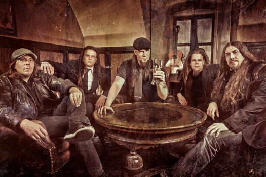 Poisonblack Promo Photo by O.W. Kinnunen