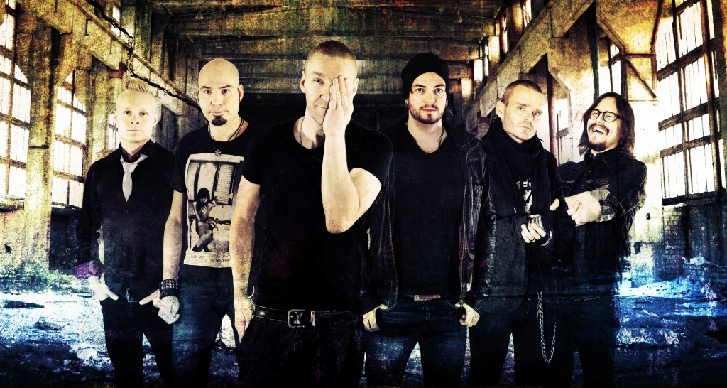 Poets Of The Fall Promo