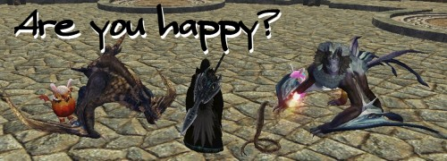 Are you happpy?