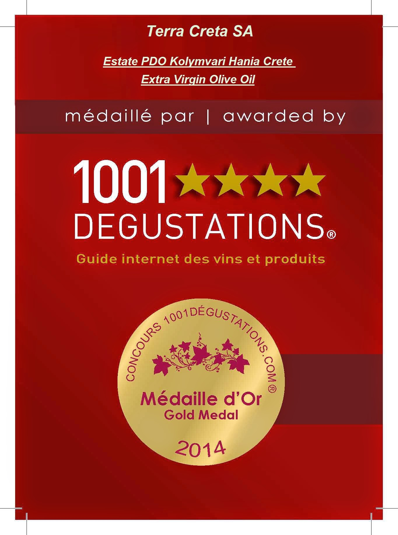 1001 DEGUSTATIONS.COM