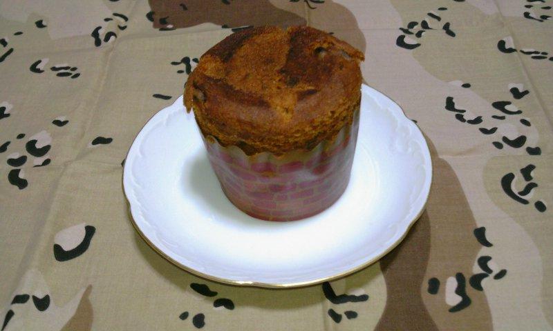 岩国航空基地ケーキの缶詰レビュー3