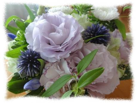 2015年8月11日お花
